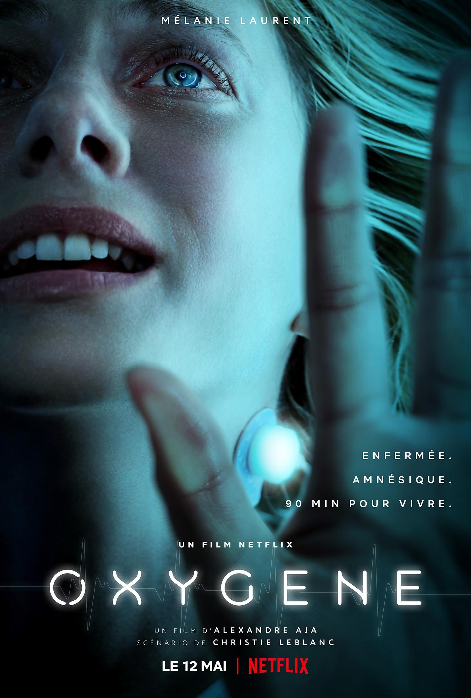 Oxygène : claustrophobes, le survival d'Alexandre Aja n'est pas pour vous !