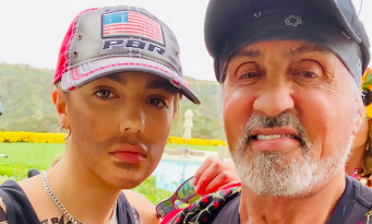 Sylvester Stallone parodie Tiger King le carton Netflix avec sa fille Sistine