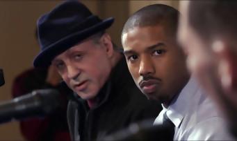 Une bande annonce pour Creed, le spin-off de Rocky