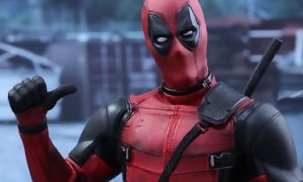 Deadpool casse internet pour la sortie du DVD (meme + bonus)