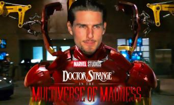 Doctor Strange 2 : Tom Cruise en Iron Man chez Marvel pour le film de Sam Raimi ?