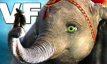 DUMBO : nouvelle bande-annonce magique pour Tim Burton et Disney