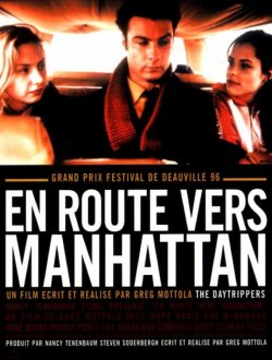 En route vers Manhattan