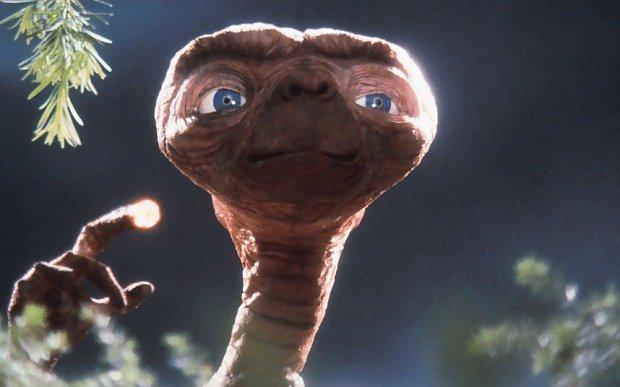 E.T. l Extraterrestre