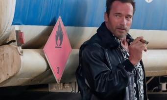 Arnold Schwarzenegger veut un Expendables 4 !