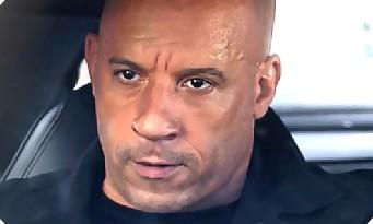 FAST AND FURIOUS 8 - Vin Diesel explose tout dans la nouvelle bande-annonce