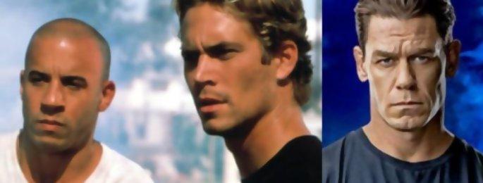"""Vin Diesel : """"Paul Walker m'a envoyé John Cena de l'au-delà"""" Fast and Furious 9"""