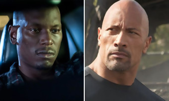 Fast and Furious : Tyrese Gibson clashe Hobbs & Shaw et The Rock lui répond !