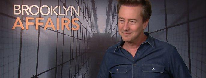 "Brooklyn Affairs : ""Martin Scorsese a en partie raison"" Edward Norton"