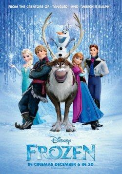 Frozen : la reine des neiges