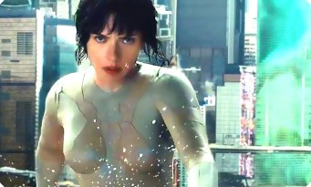 GHOST IN THE SHELL : de nouvelles images avec Scarlett Johansson en cyborg