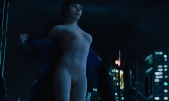 Ghost In The Shell : Scarlett Johansson spectaculaire pour le TV spot du Superbo