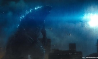 GODZILLA 2 : nouvelle bande-annonce & destruction massive ! King of the Monsters