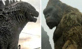 Godzilla vs Kong acheté sur un site de streaming pour concurrencer Netflix ?