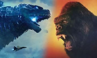 Godzilla vs Kong : un premier teaser qui annonce un choc monstrueux !!!!