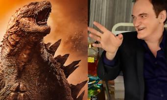 Godzilla : Juliette Binoche a fait pleurer Quentin Tarantino