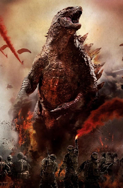 Affiche et Photos Godzilla (2014)