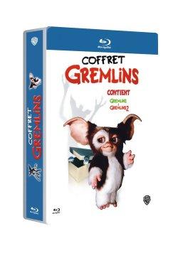 Gremlins + Gremlins 2 : Coffret Blu-Ray (2014)