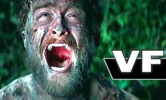 JUNGLE : Daniel Radcliffe sauvage en mode Man vs Wild (bande-annonce)
