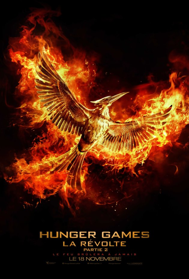 Hunger Games 3 : la Révolte - Partie 2