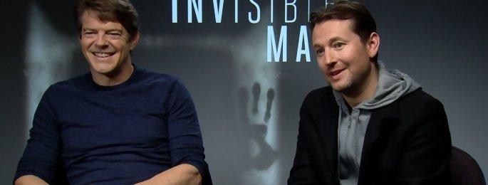 Jason Blum et Leigh Whannell, les faiseurs de cauchemars de Blumhouse - Interview Invisible Man