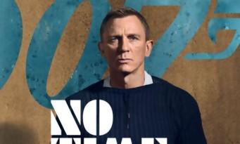 James Bond : bande-annonce pour la fin de Daniel Craig - Mourir Peut Attendre