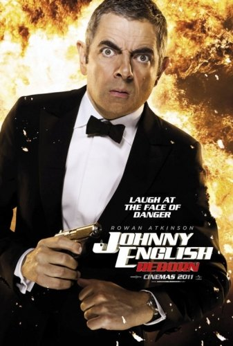 Affiches de Johnny English 2