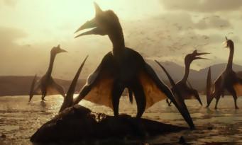 Jurassic World 3 : un premier teaser au temps des dinosaures