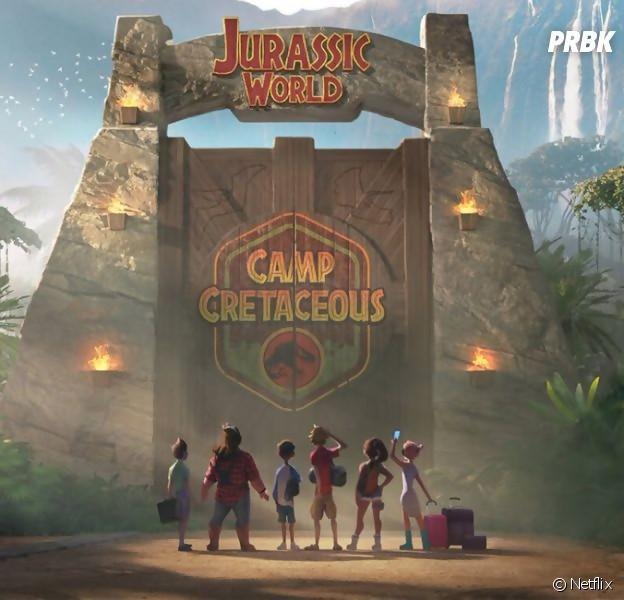 Jurassic World Camp Cretaceous, une série va débarquer sur Netflix en 2020