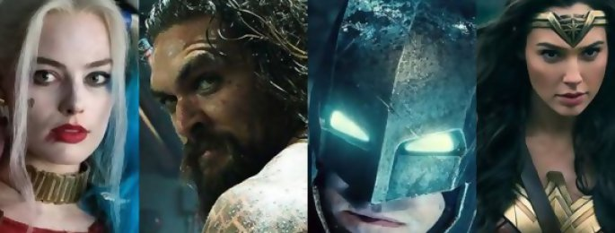 Les films DCEU classés du pire au meilleur : de Man Of Steel à Justice League