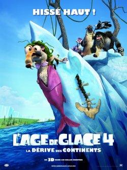 L'Age de glace 4 : La dérive des continents 3D