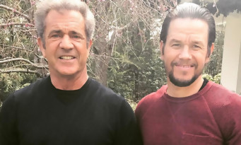MEL GIBSON papa de MARK WAHLBERG dans VERY BAD DADS 2 (bande-annonce)