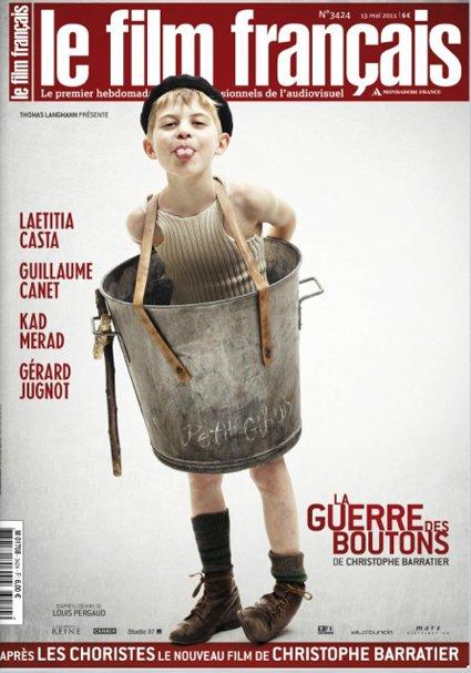 La Guerre des boutons 2011 : comparaison des films