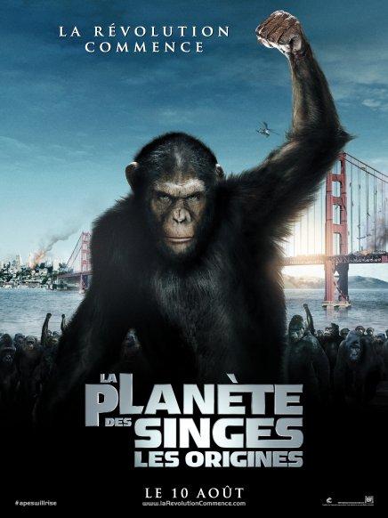 La Planète des Singes les origines 2 : Andy Serkis parle