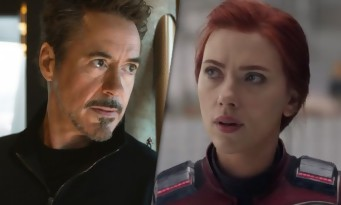 Black Widow : Robert Downey Jr de retour en Iron Man avec Scarlett Johansson ?