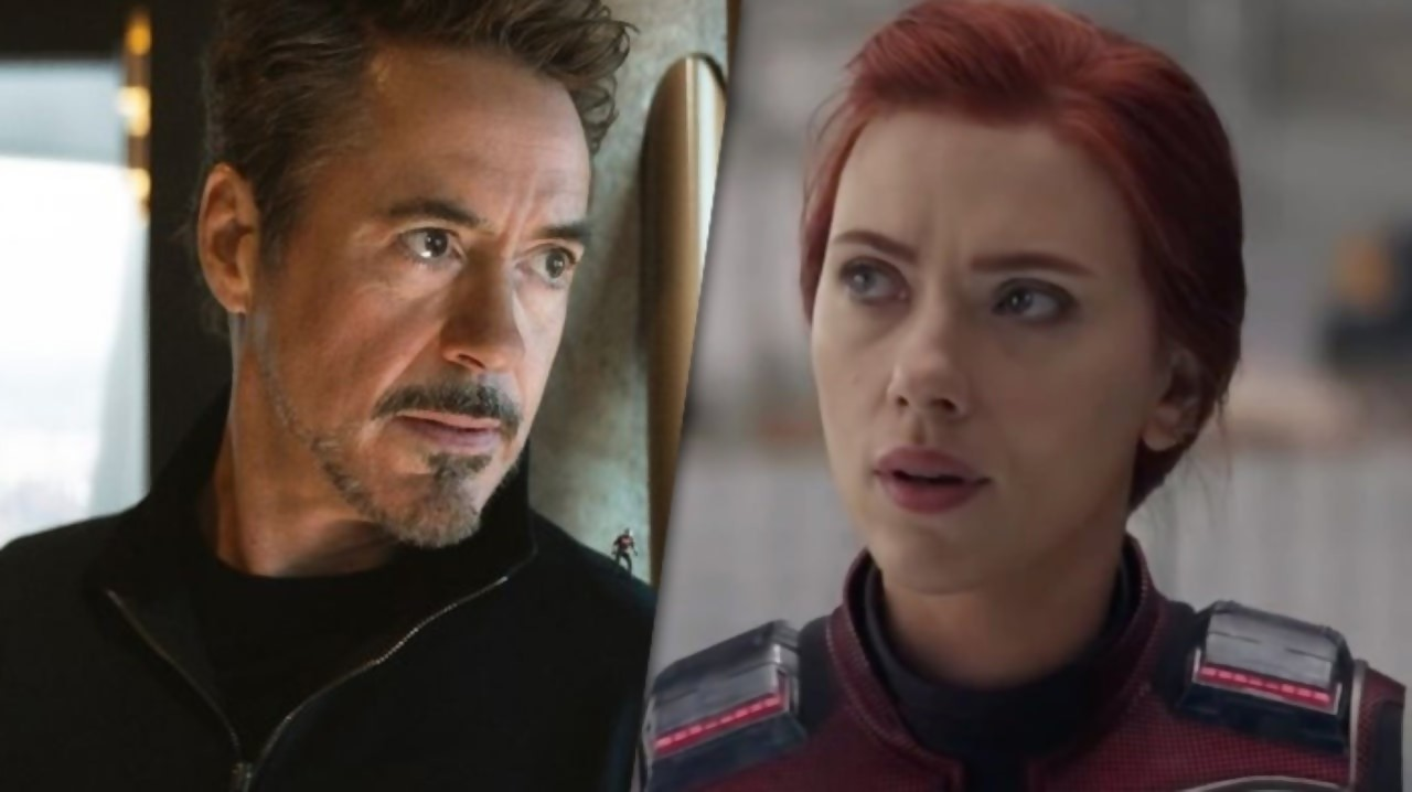 Iron Man de retour dans le film Black Widow — Marvel