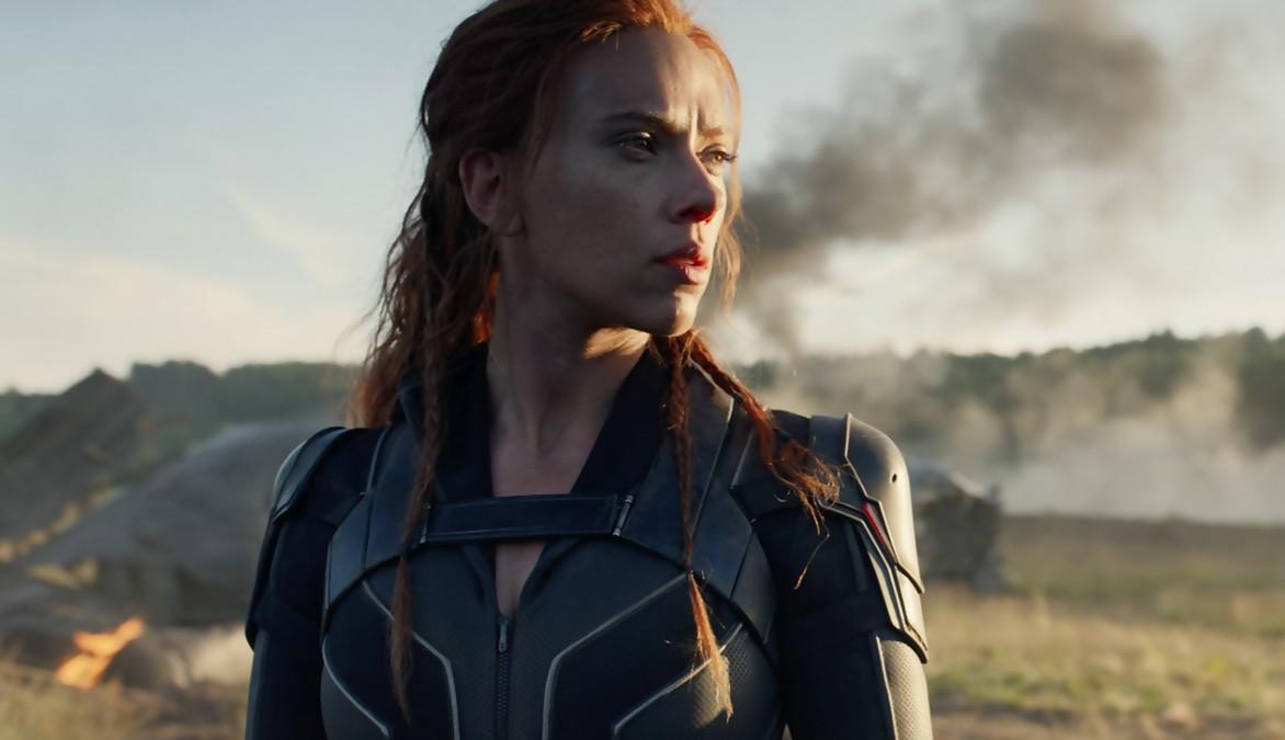 Scarlett Johansson en pleine forme dans la première bande-annonce — Black Widow