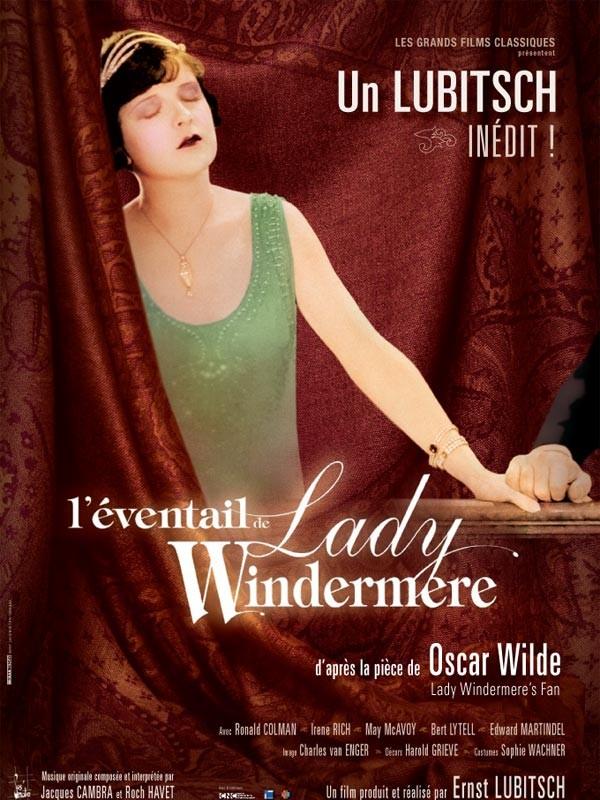 Derniers avis sur le film Léventail de Lady Windermere