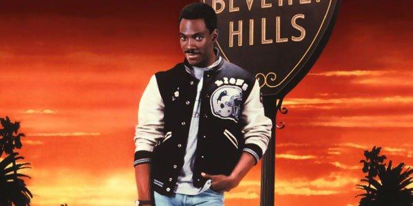 Le Flic de Beverly Hills 4