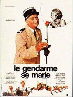 Le Gendarme se marie