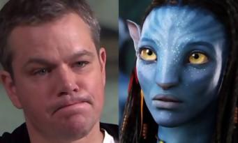 """Matt Damon : """"J'ai dit non à Avatar et à James Cameron. Quel connard je suis"""""""