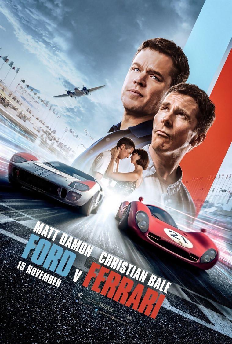 Le Mans 66 Film