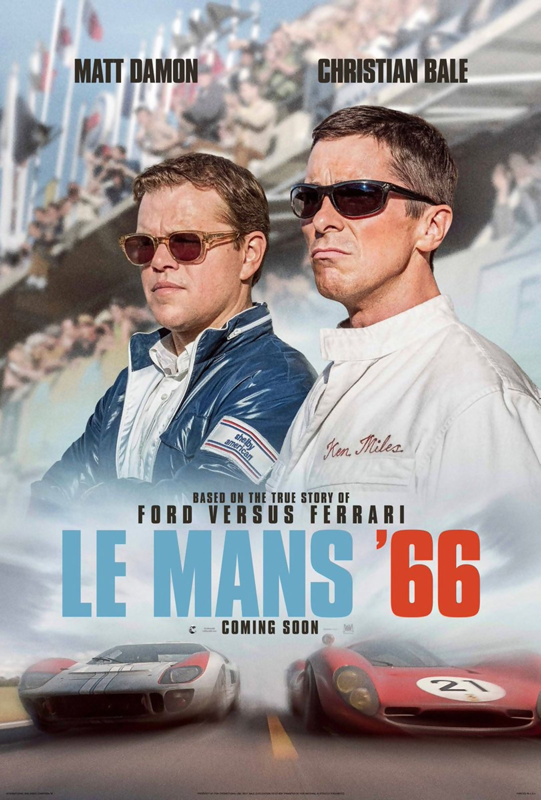 Le Mans 66 Kino
