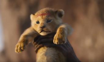 Le Roi Lion : de nouvelles images pour le film Disney (TV Spot)