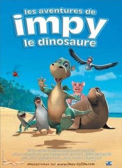 Les Aventures d'Impy le dinosaure