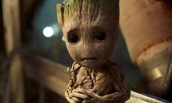 """""""Groot est mort ! Baby Groot est son fils"""" révèle James Gunn"""