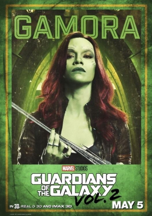 Affiche et Photos Les Gardiens de la Galaxie 2 (2017)