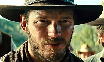 THE MAGNIFICENT SEVEN Trailer (Chris Pratt, Denzel Washington)