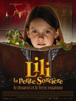 Lili la petite sorcière