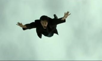 Matrix 4 : Keanu Reeves se jette d'un immeuble à San Francisco